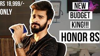 Best Budget Smartphone 2019 | Honor 8S | Urdu - Hindi Review | PUBG Gameplay and Camera Samples