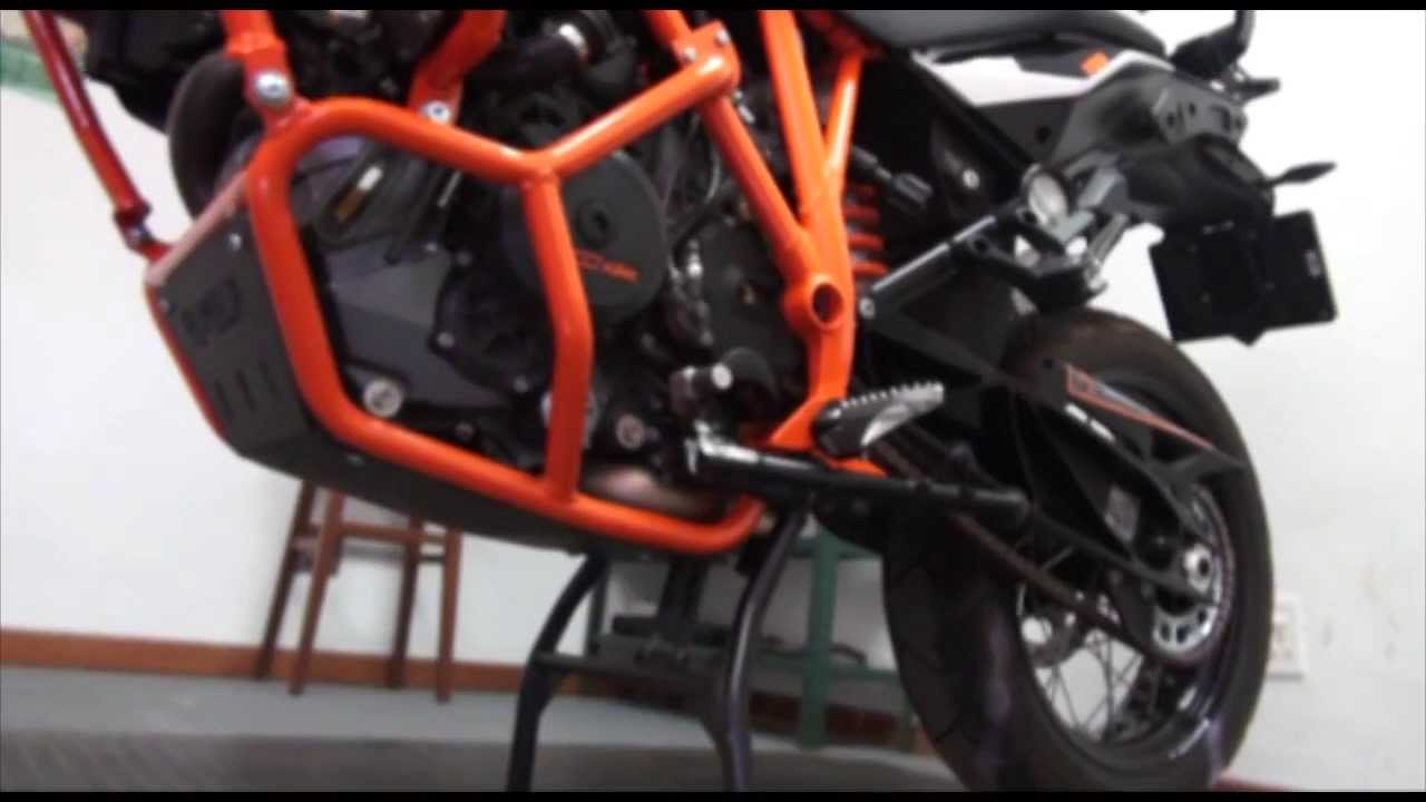 Rumbux Crash Bars Ktm