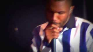 Watch Frank Ocean Sierra Leone video