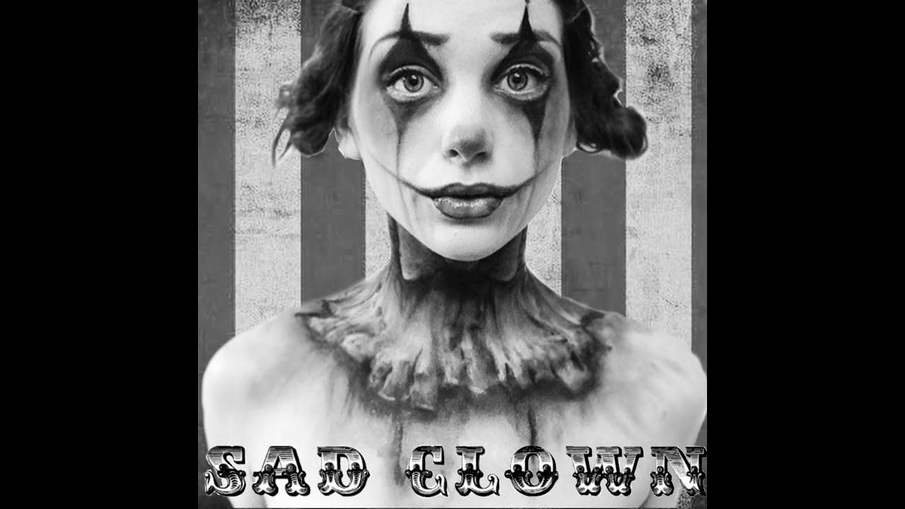 Sad Clown Transformation | Halloween 2014 - YouTube