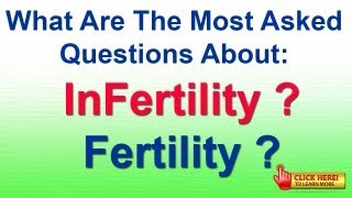 What is the cost for infertility treatment? (Fertility Question Video)