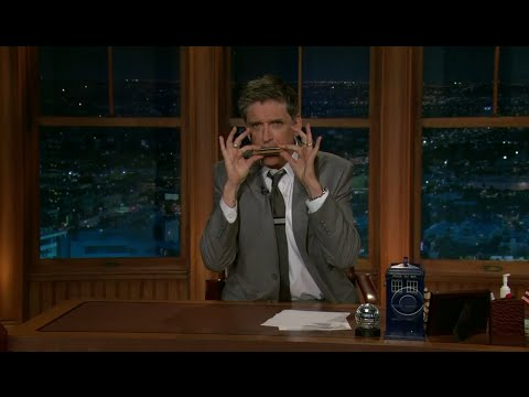 Late Late Show with Craig Ferguson 6/6/2011 Don Cheadle, Brooklyn Decker