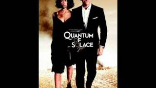 James Bond- Quantim of Solace- Another Way to Die
