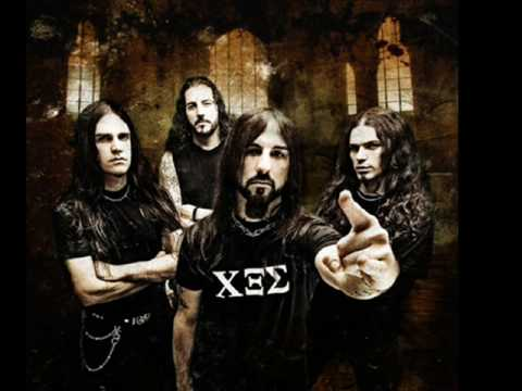 Rotting Christ - One With The Forest
