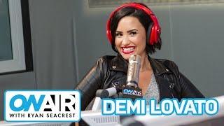Demi Lovato Previews Upcoming Album; Reveals