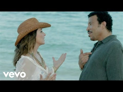 Lionel Richie - Endless Love ft. Shania Twain Music Videos
