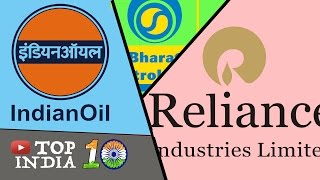 Top 10 Largest Companies In India || Top10INDIA [4k]
