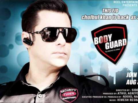 I Love You - Bodyguard 2011 Salman Khan Kareena Kapoor HD