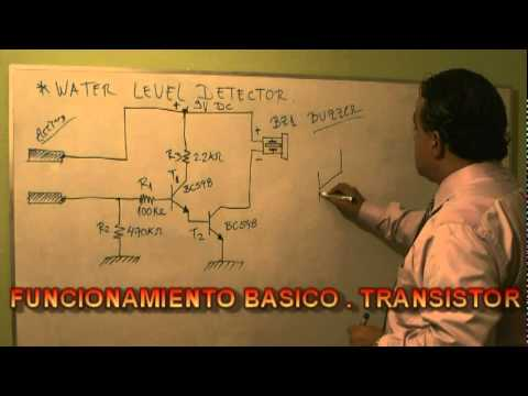 Detector de Nivel de Agua - Teroria - Practica