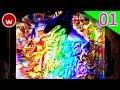 【P貞子vs伽椰子 頂上決戦 試打#01】ショールーム試打!【パチンコ新台】