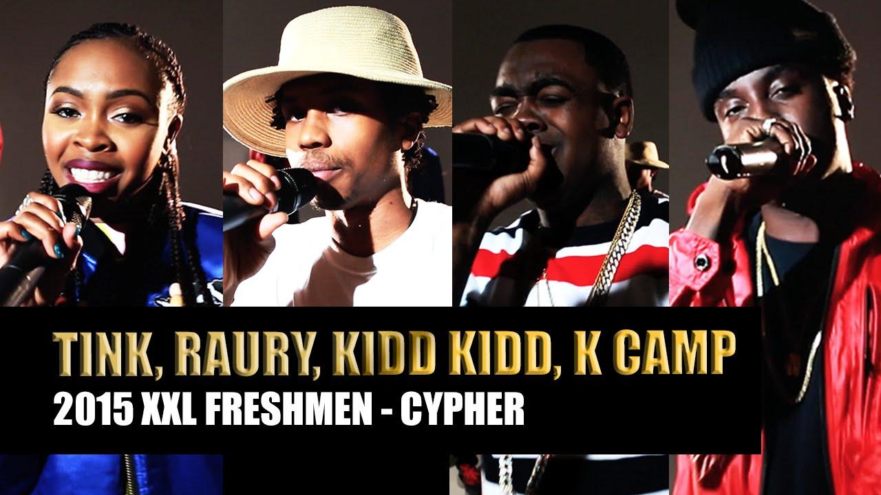 Xxl Freshman 2012 Cypher XXL Freshmen 2015 Cypher