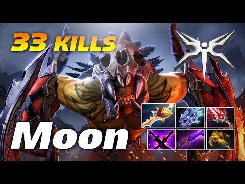 Moon [NaNa] Bloodseeker 33 KILLS - Ranked Gameplay Dota 2