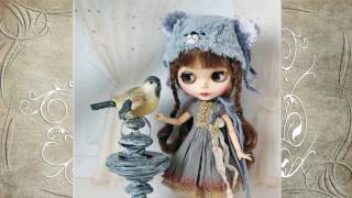 Blythe Clothes Vintage Style