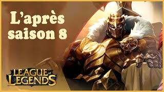 LEAGUE OF LEGENDS : L'après saison 8 | Mordekaiser [FR]