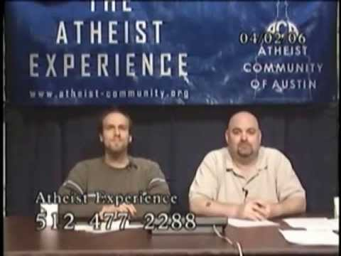 'Absolute' Failure for Belief in God - Atheist Experience 442