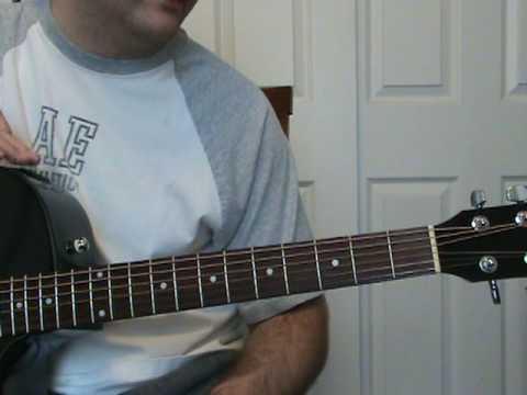 Hang Matchbox 20 Guitar Lesson