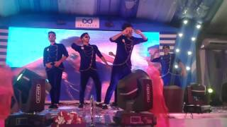 Bangladesh famous Super Dancer One of the best dance dancing MJ5 group dance 2017 Part 2