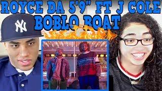 Royce Da 5 39 9 34 Boblo Boat Ft J Cole Reaction My Dad Reacts