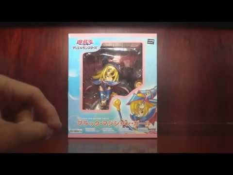 Unboxing y Review -  Kotobukiya Yu-Gi-Oh! Dark Magician Girl (Maga Oscura) ESP