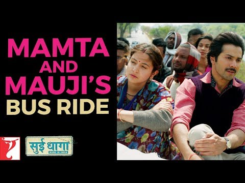 Mamta and Mauji's Bus Ride | Sui Dhaaga - Made in India | Varun Dhawan | Anushka Sharma