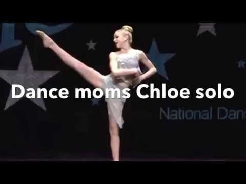 Dance moms Chloes solo Lucky Star season 4