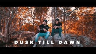 Download Lagu ZAYN - Dusk Till Dawn ft. Sia (Tyler & Ryan Cover) Gratis STAFABAND