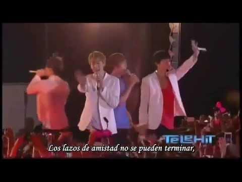 U-KISS - Dear My Friend (Spanish Ver.)