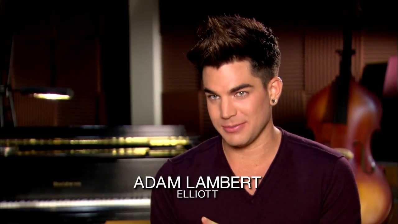 Adam lambert glee