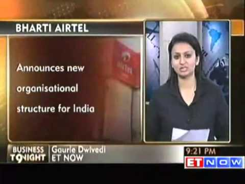 Bharti Airtel rejigs Indian ops, splits biz into 8 segments
