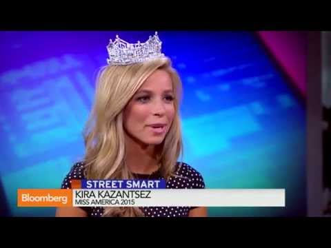 Miss America 2015 Used a Cup to Win the Crown