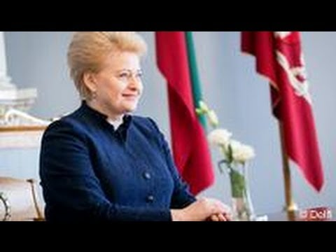 Lithuania: the Charlemagne Prize for Grybauskaite | European Journal