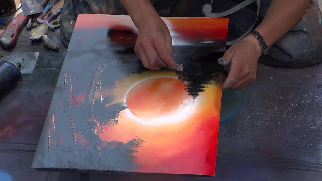 Масляная краска сделать своими руками 73
