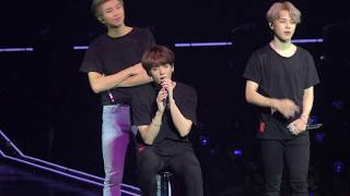 Answer Love Myself Bts 방탄소년단 Love Yourself In London Day 2 Fancam 직갬