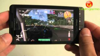 Motorola Droid X Gaming (720p HD Video)
