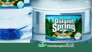 Poland Spring Direct™ Beverage Delivery Commercial