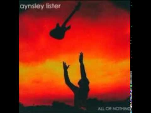 Aynsley Lister - Nothing At All