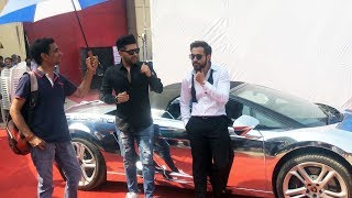 Cheat India Song Shooting Emraan Hashmi And Guru Randhawa