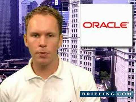 Stock Analysis: Oracle