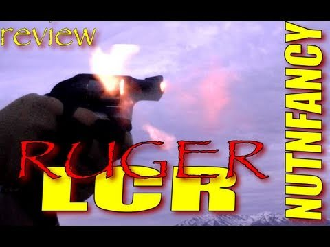 "Ruger LCR: ""Fast, Fun, Deadly"" by Nutnfancy"