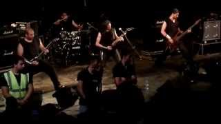 "Crescent ""Pyramid Slaves"" - live at Wacken Metal Battle in Egypt"