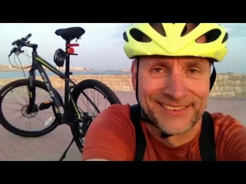 Chris on the Bike: Cycling Bahrain