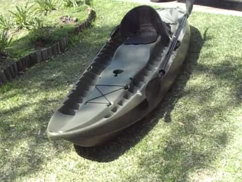 New dragonfly sport fisher kayak also known as angler 3 0 for Lifetime fishing kayak