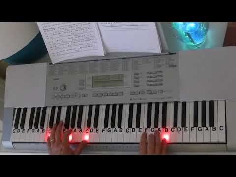 How To Play ~ Bluestone Alley ~ Congfei Wei ~ LetterNotePlayer ©