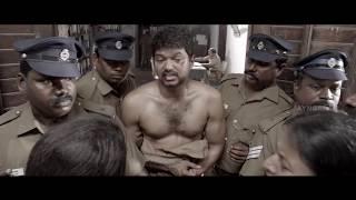 Kaththi Tamil Movie scenes | Farmers commits Sucide | Vijay feels Guilty -Vijay best emotional scene