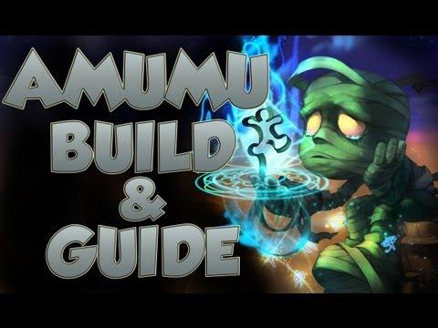 《英雄聯盟》Amumu Build