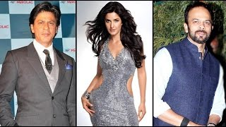 Katrina Kaif To Star Opposite Shahrukh Khan In Rohit Shetty's Next