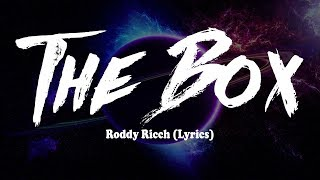 Roddy Ricch - The Box (Lyrics)