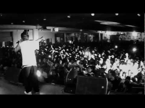 Canserbero - Es Épico (EN VIVO) México D.F. 2012
