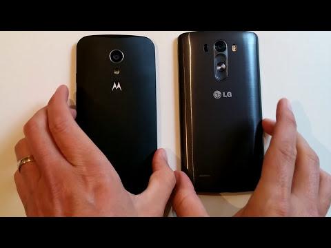 Motorola Moto G 2014 VS LG G3 (rendimiento)
