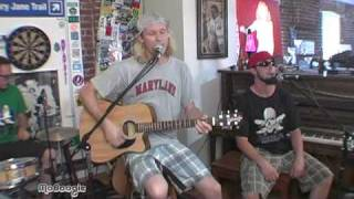 "BALLYHOO! ""Bad Credit"" - acoustic @ the MoBoogie Loft"